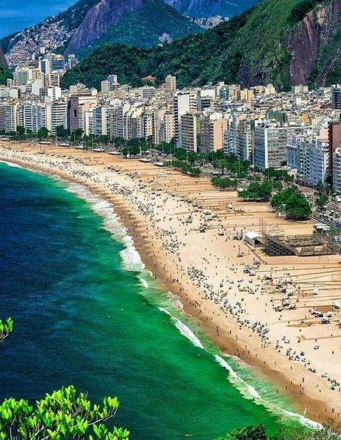 Brasil, tierra del amor eterno